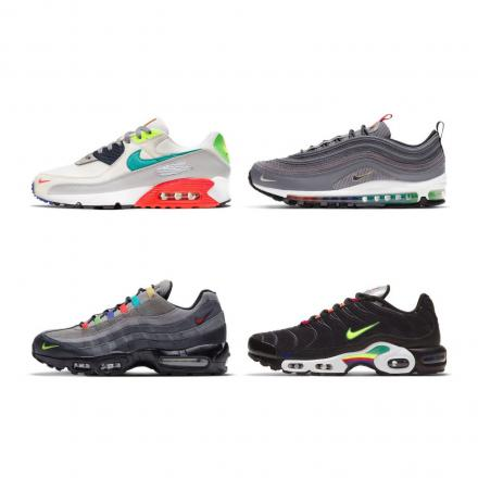 NIKE TV COLOR BARS PACK 1