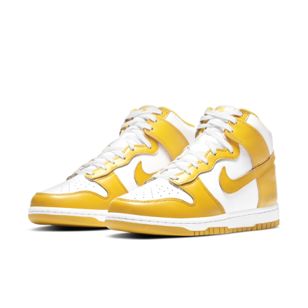 Nike wmns Dunk High Dark Sulfur DD1869 106