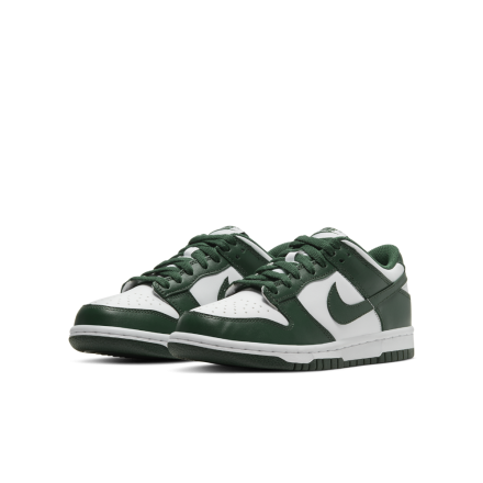 Nike Dunk Low White Green CW1590 102 5