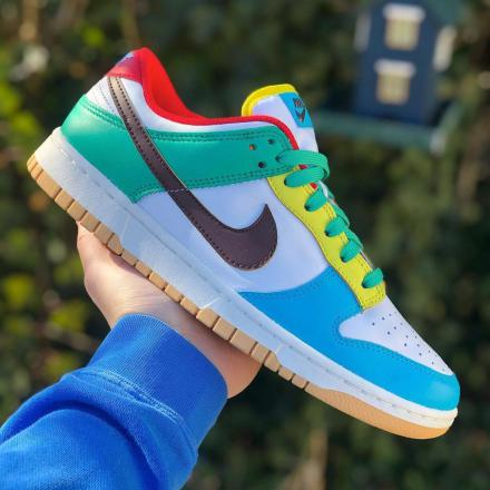 Nike Dunk Low Free 99 Pack  DH0952 100 01