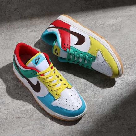Nike Dunk Low Free 99 Pack DH0952 100