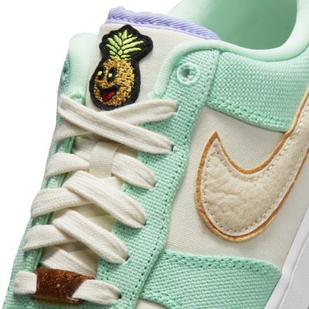 NIKE WMNS AIR FORCE 1 07 LX HAPPY PINEAPPLE CZ0268 300 5