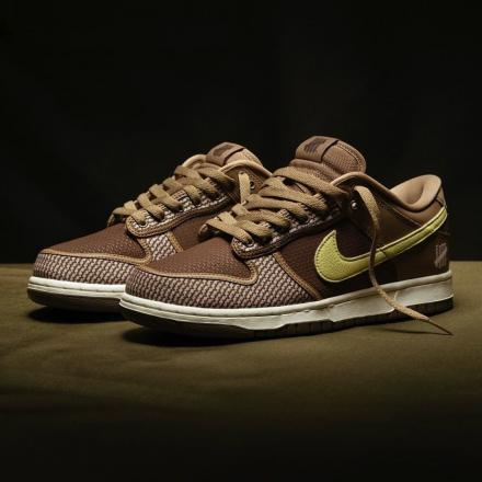 undefeated nike dunk low SP DH3061 200 001