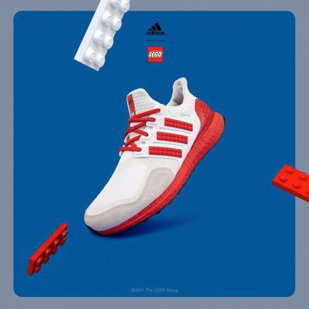 LEGO adidas Ultra Boost DNA Color Pack 1 3