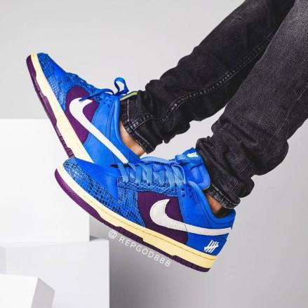 UNDEFEATED NIKE DUNK LOW SP DH6508 400 TOP