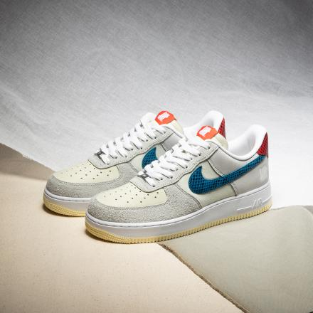 undefeated nike air force 1 low DM8461 001 1