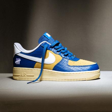 undefeated nike air force 1 low DM8462 400 4