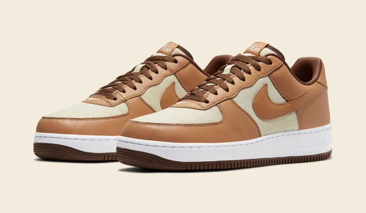 NIKE AIR FORCE 1 ACORN DJ6395 100 1
