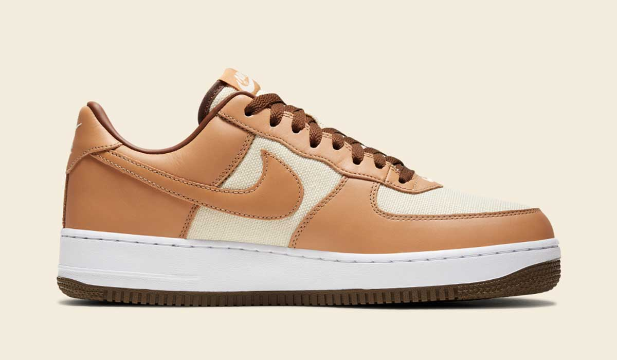 NIKE AIR FORCE 1 ACORN DJ6395 100 3