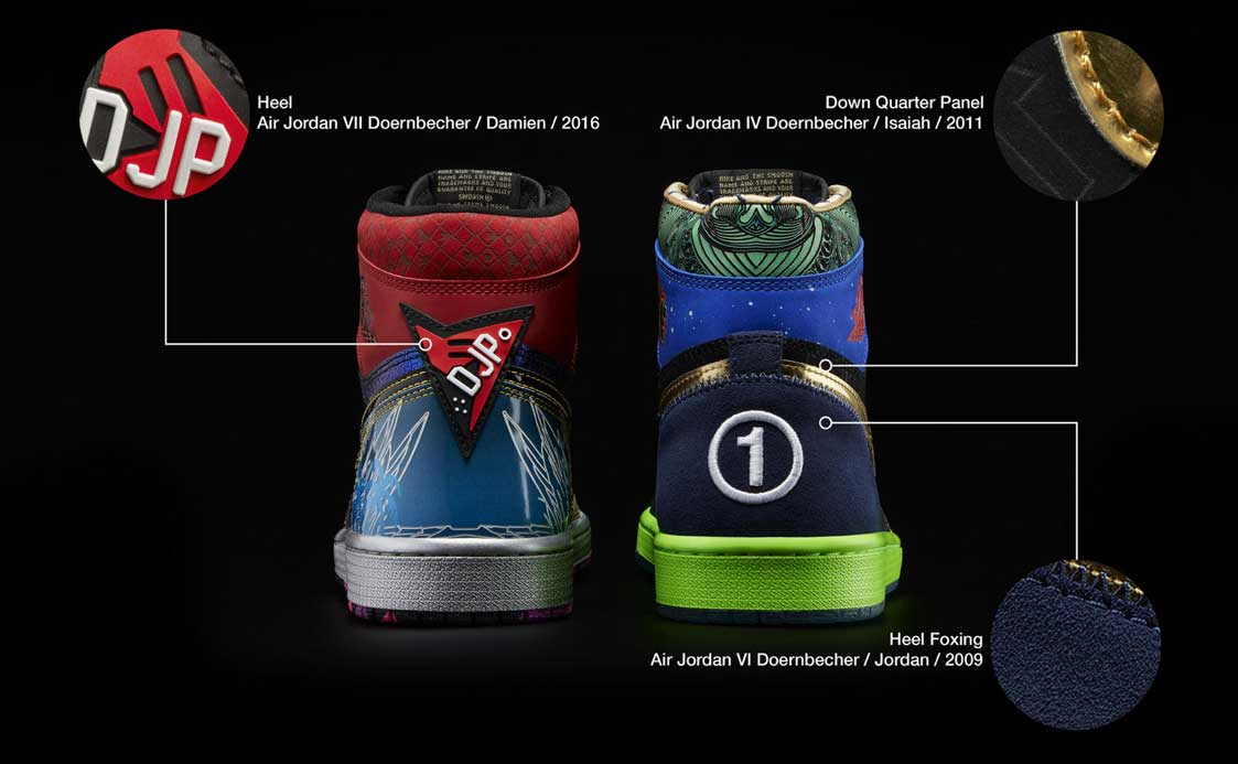 Nike Doernbecher Freestyle What The AJ1 35019 re3 101462
