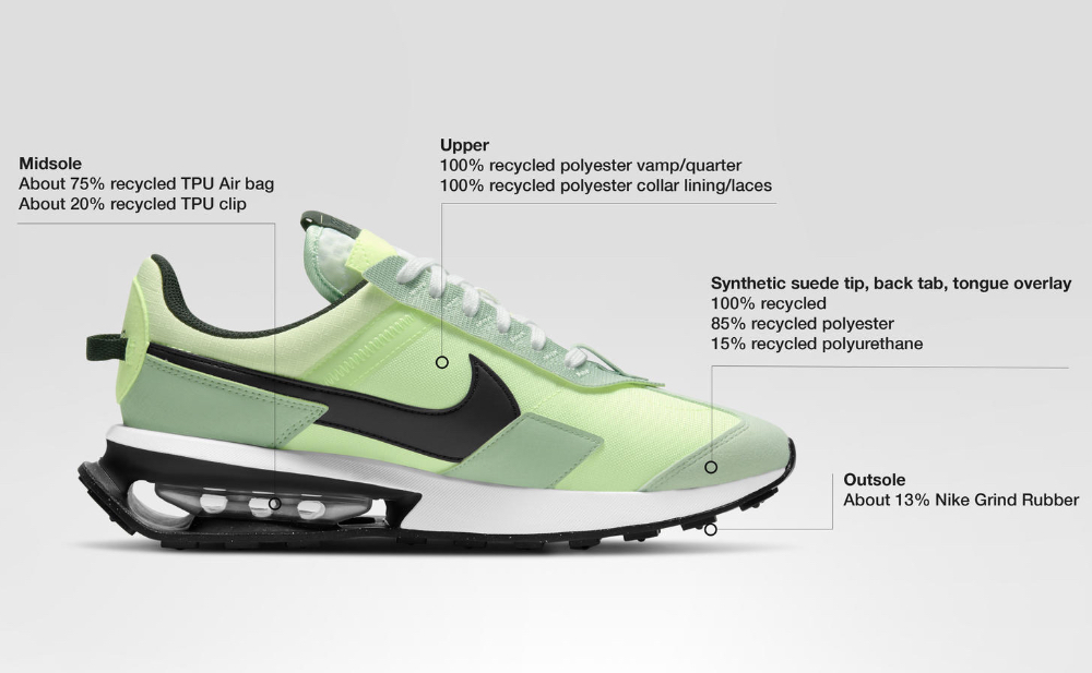 nike air max pre day tech details 101802