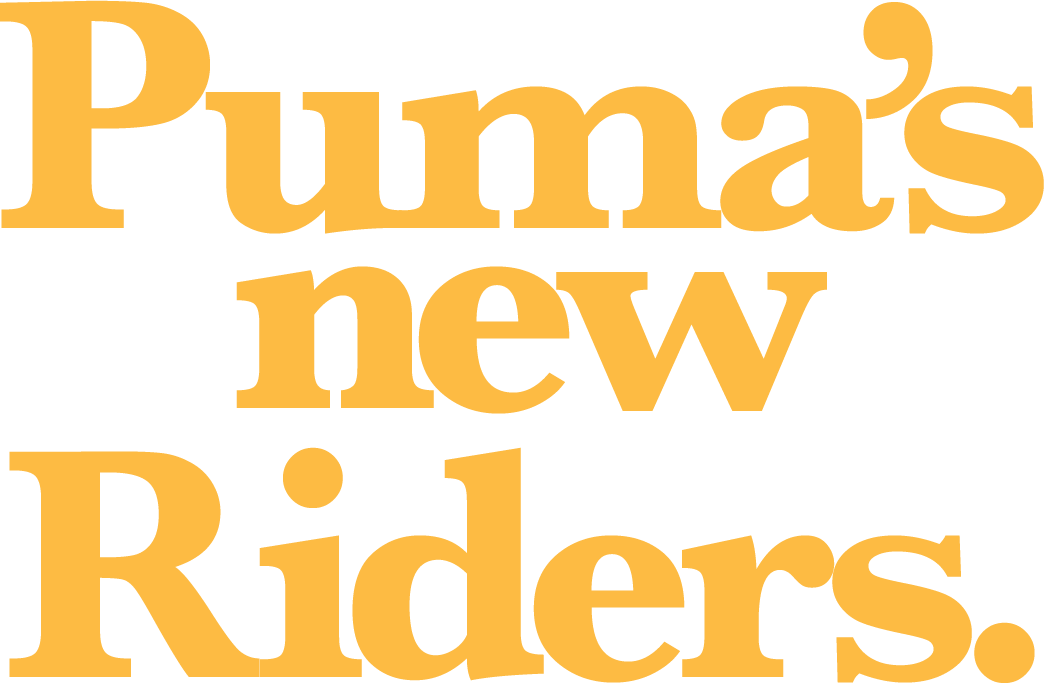PUMA NEW RIDERS