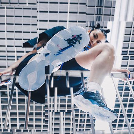 【国内7月6日発売予定】アトモス × アシックスタイガー ゲル-マイ NEXKIN ブラック(1191a340-400)