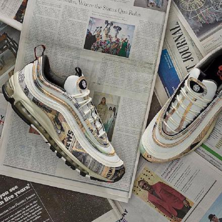 The UNDEFEATED x Cheap Nike Air Max 97 is Available Now