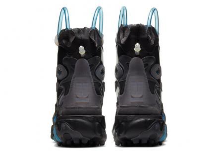 【国内11月30日発売予定】アンダーカバー × ナイキ リアクト ブーツ 全2色