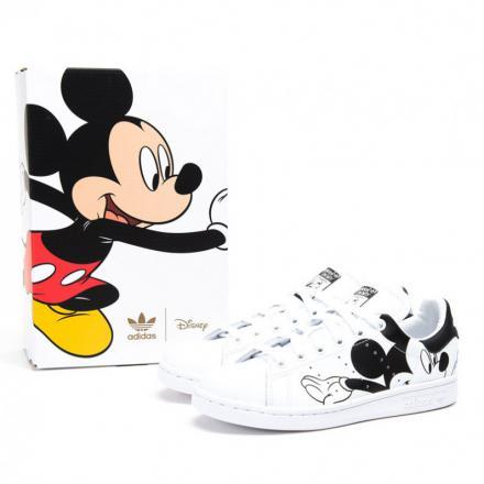 【国内1月18日/2月19日発売予定】ミッキーマウス × アディダス オリジナルス スタンスミス & スーパースター