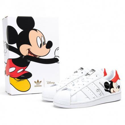 【国内1月18日発売予定】ミッキーマウス × アディダス オリジナルス スタンスミス & スーパースター