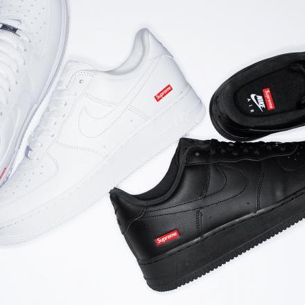 Supreme Nike Air Force 1 CU9225