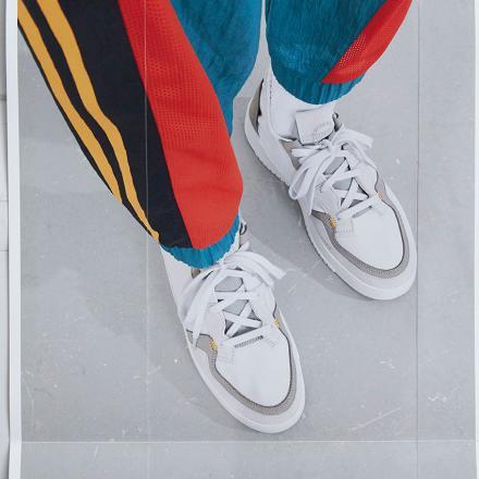 【国内2月29日発売予定】ベッドフォード × アディダス オリジナルス クレイジー BYW BF & スーパーコート BF
