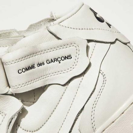 【国内10月31日発売予定】コム デ ギャルソン × ナイキ エアフォース 1 ミッド 全2色