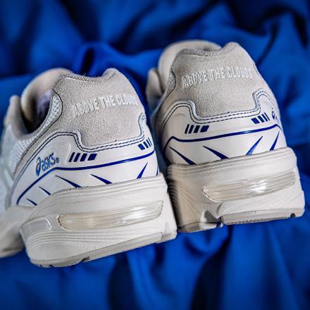 【国内4月4日発売予定】アバーヴ ザ クラウズ × アシックス ゲル1090 ホワイト/ブルー(1021A440-200)