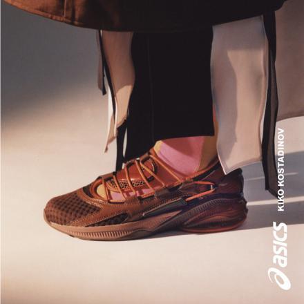 【国内販売中】キコ・コスタディノフ × アシックス ゲル オーラニア 全2色