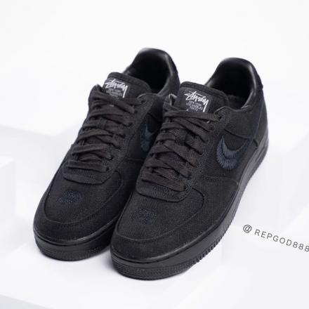 STUSSY NIKE AIR FORCE 1 CZ9084 001 6