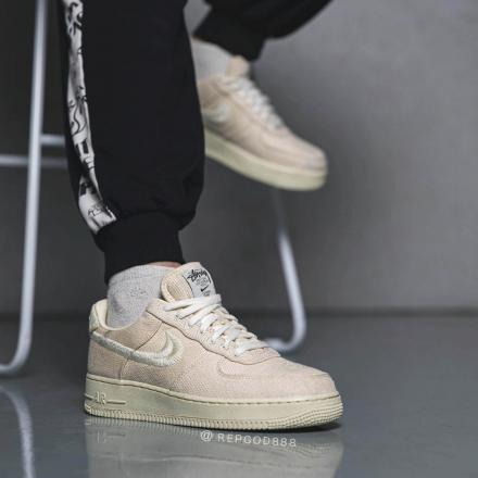STUSSY NIKE AIR FORCE 1 CZ9084 200 1