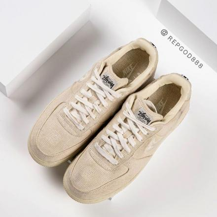 STUSSY NIKE AIR FORCE 1 CZ9084 200 7
