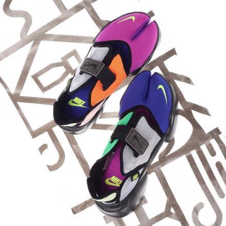 【国内販売中/5月20日発売予定】ナイキ ウィメンズ アクア リフト ブラック/コンコルド-グリーン スパーク-ボルト(CW5876-074)