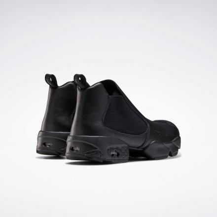 【国内販売中】リーボック クラシック フューリー チェルシー ブーツ ブラック/ブラック/ブラック(FV0393)