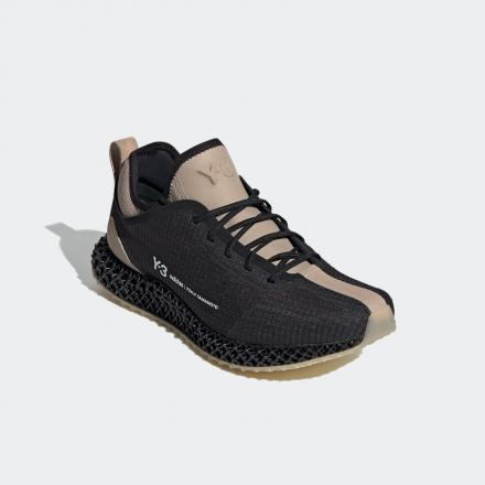 ADIDAS Y 3 RUNNER 4D FX1058 standard front lateral top view