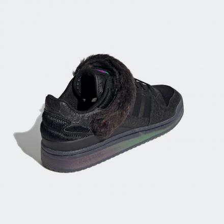 ADIDAS ORIGINALS HALLOWEEN 2020 COLLECTION FORUM LOW G55616 standard back lateral top view