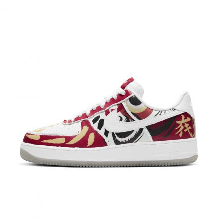 NIKE AIR FORCE 1 I BELIEVE DARUMA 10
