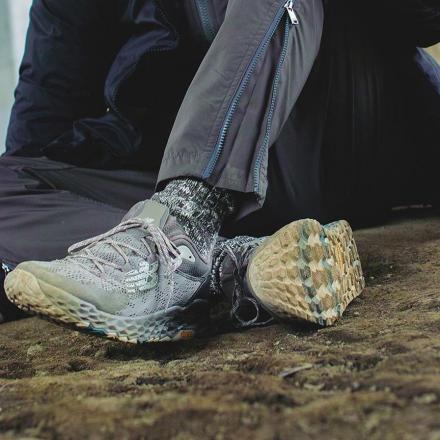 """【国内11月21日発売予定】ノンネイティブ × ニューバランス フレッシュ フォーム ヒエロ M """"モール"""" ウォーム グレー(NN-F3854)"""