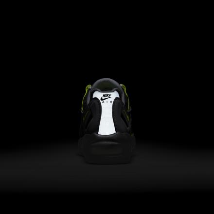 【国内12月7日発売予定】ナイキ エアマックス 95 NDSTRKT ブラック/ネオン イエロー-ミディアム グレー(CZ3591-002)
