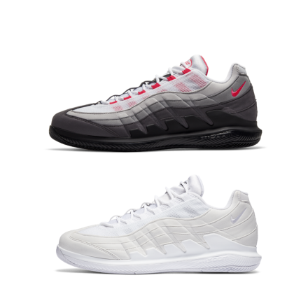 NIKECOURT VAPOR X RF AIR MAX 95 1