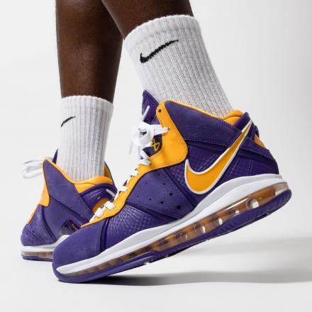 Nike LeBron 8 Lakers DC8380 500 top