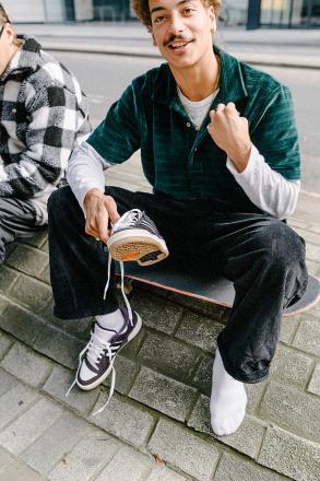 【国内12月5日発売予定】ヘイター・ダ・シルバ × アディダス スケートボーディング フォーラム '84 ADV(FZ3172)