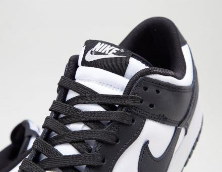 Nike Dunk Low White Black DD1391 100 Release Date 1