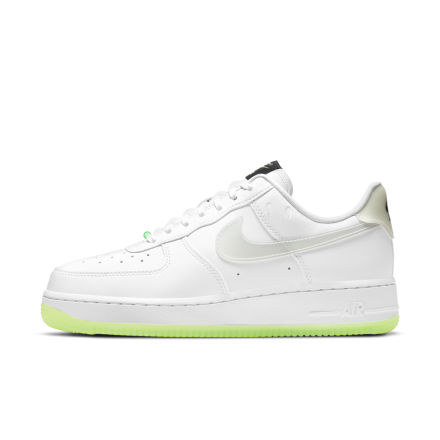 NIKE AIR FORCE 1 07 LOW GROW IN THE DARK CT3228 100 2