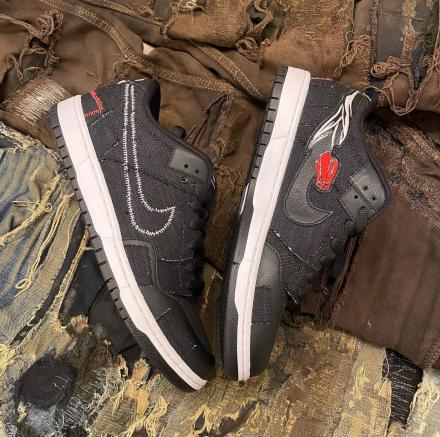 WASTED YOUTH NIKE SB DUNK LOW PRO 0000