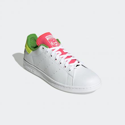 KERMIT THE FROG ADIDAS ORIGINALS STAN SMITH GZ3098 standard front lateral top view