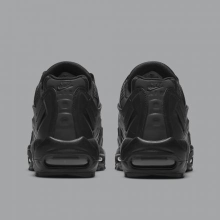 【国内1月20日発売予定】ナイキ エアマックス 95 NDSTRKT ブラック/ブラック-ブラック(CZ3591-001)