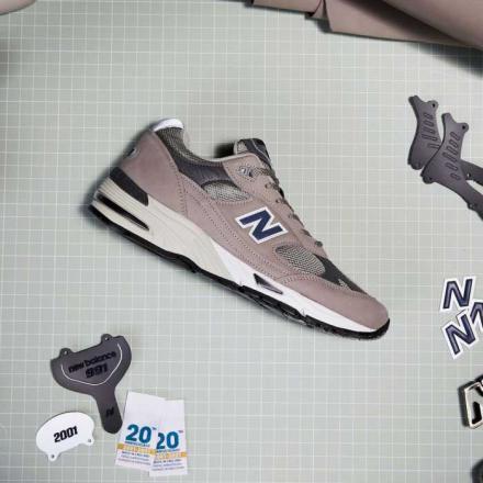 """ニューバランス """"20周年 アニバーサリー パック"""" M991ANI & W991ANI"""