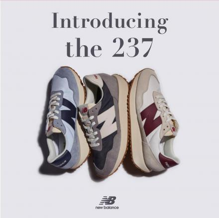 ニューバランス MS237 全3色