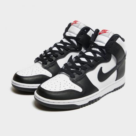Nike Dunk High White Black University Red DD1869 103 2