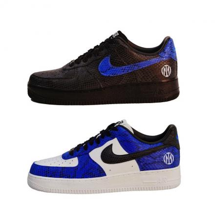 INTERNAZIONALE MILANO NIKE AIR FORCE 1 LOW 1