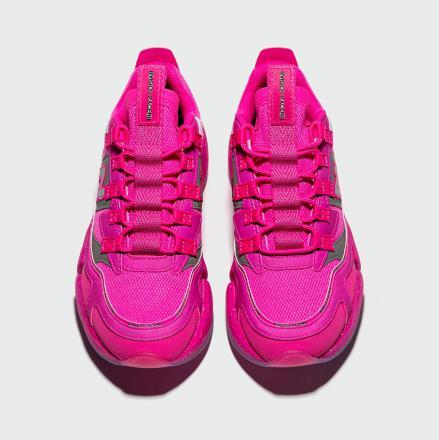 【国内5月14日発売予定】ジェイデン・スミス × ニューバランス ビジョン レーサー ピンク/ピンク(MSVRCJSC)