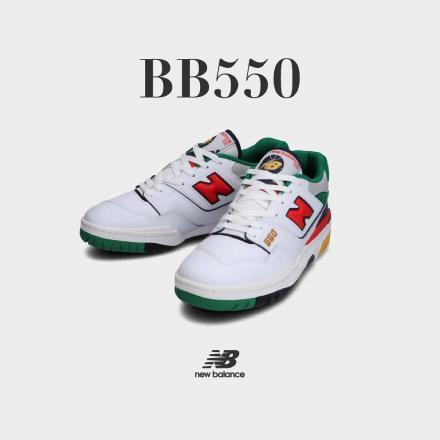 【国内5月22日発売予定】ニューバランス BB550CI1 マルチカラー(BB550Cl1)